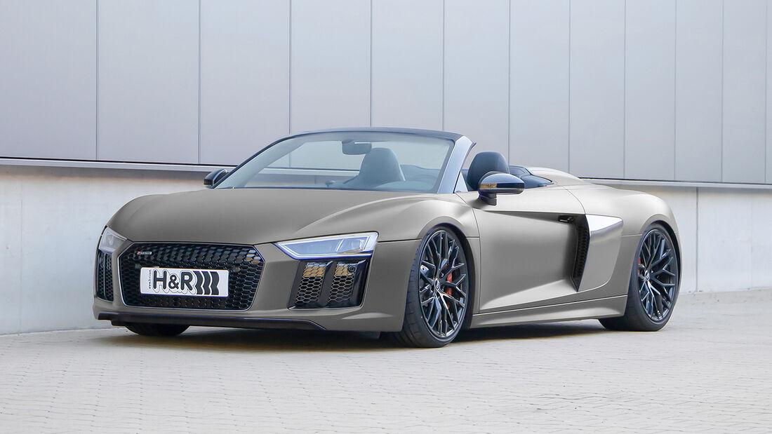 H&R Audi R8 Spyder