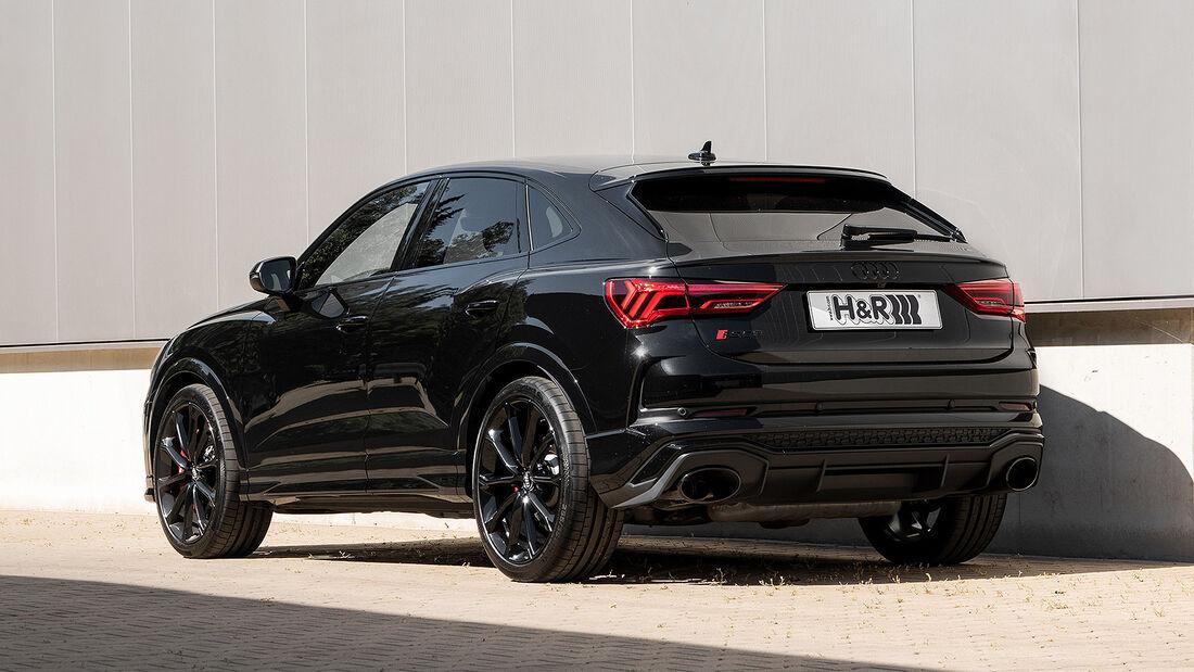 H&R Audi RS Q3