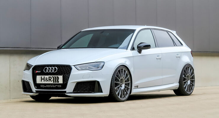 H&R Audi RS3 Sportback