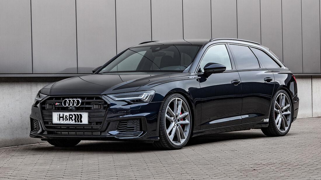 H&R Audi S6