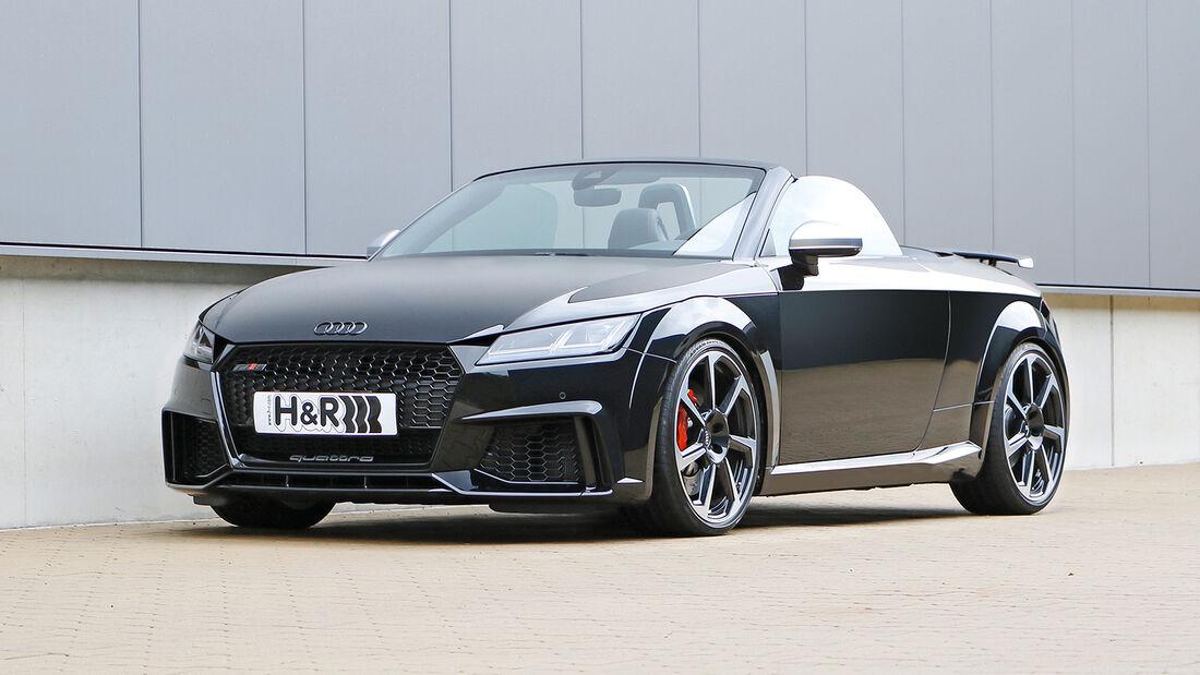 H&R Audi TTRS Cabrio