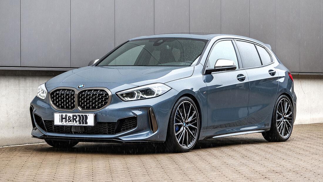 H&R BMW 1er (F40)