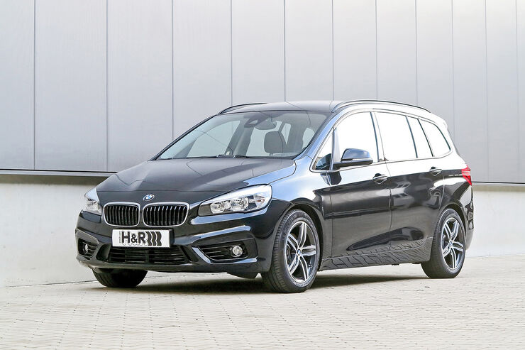 H&R BMW 216 d Gran Tourer