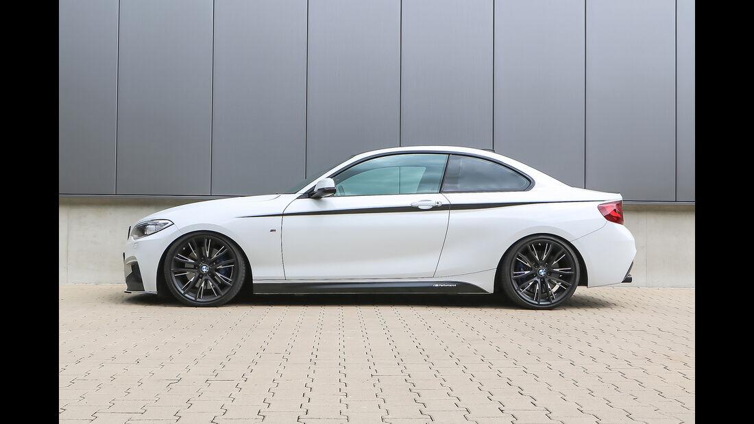 H&R BMW 2er
