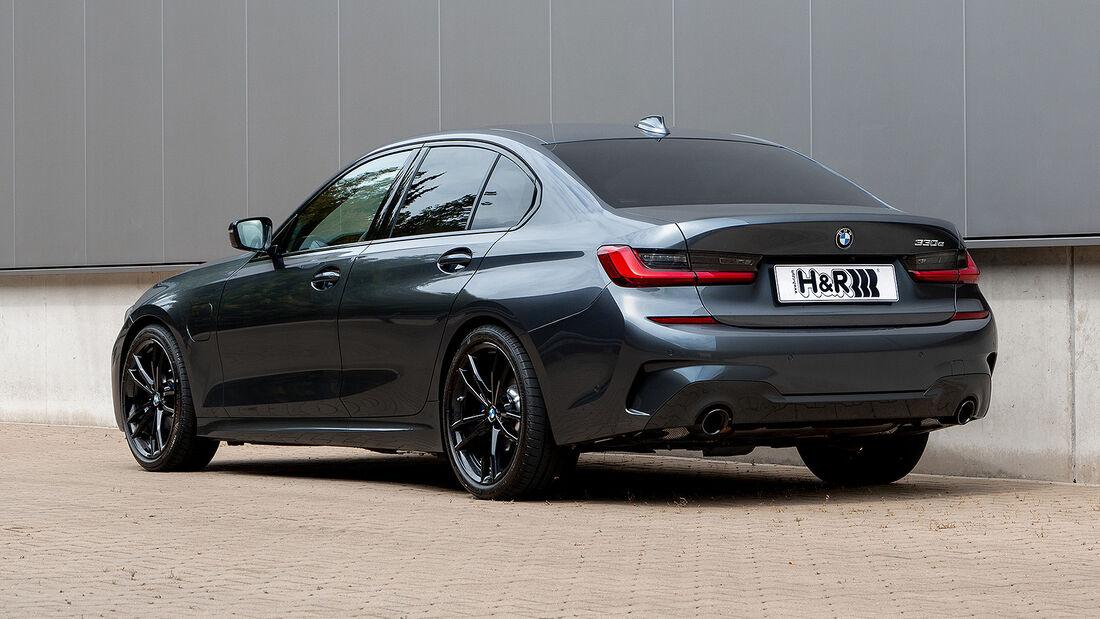 H&R BMW 330e