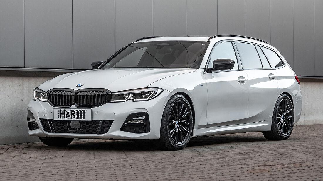 H&R BMW 3er Touring