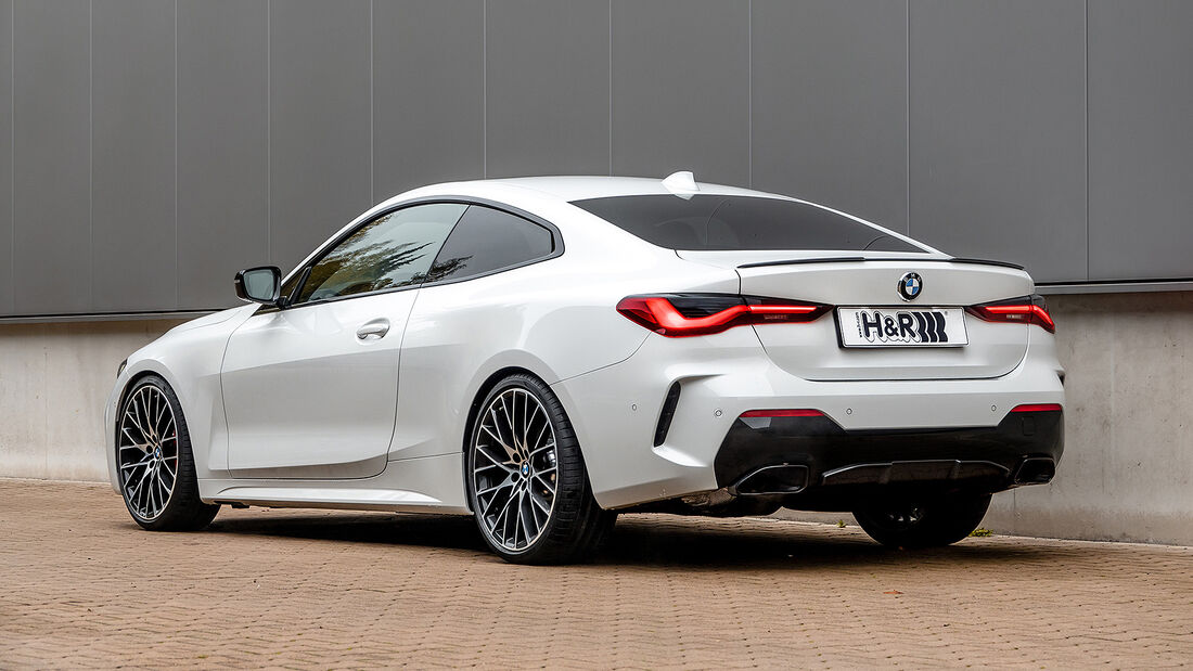 H&R BMW 4er Coupé