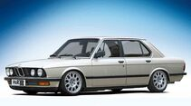 H&R, BMW 525e