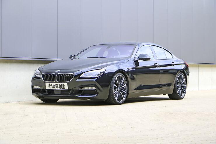 H&R BMW 650i Gran Coupé