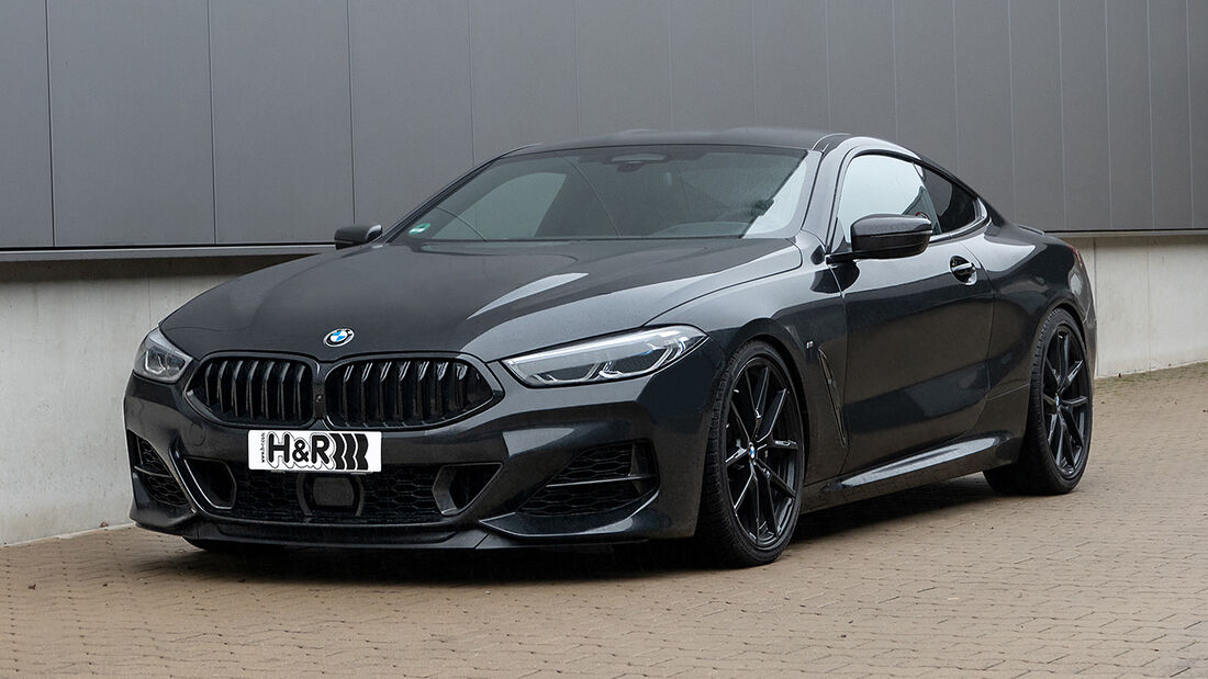 H&R BMW 8er Coupé