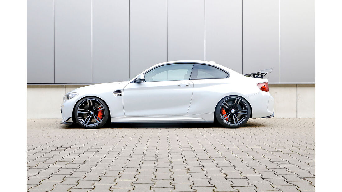 H&R BMW M2 Coupe