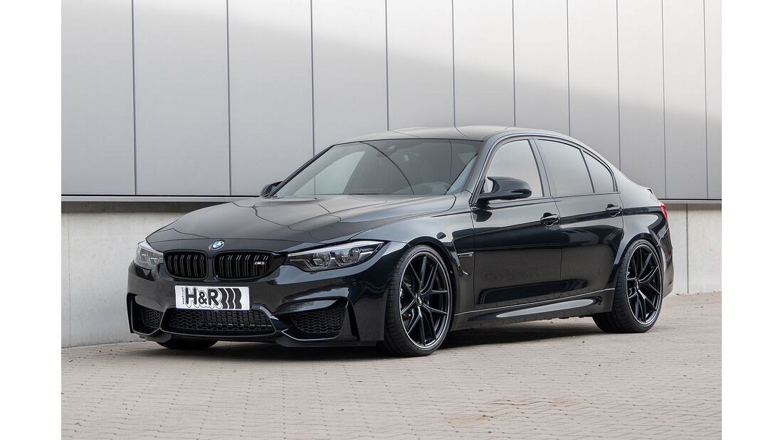 H&R BMW M3 Competition