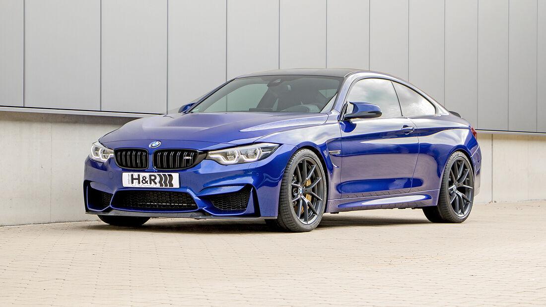 H&R BMW M4 CS