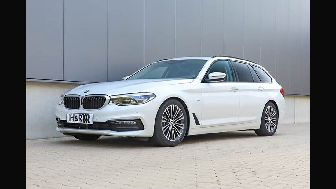 H&R BMW M550i xDrive