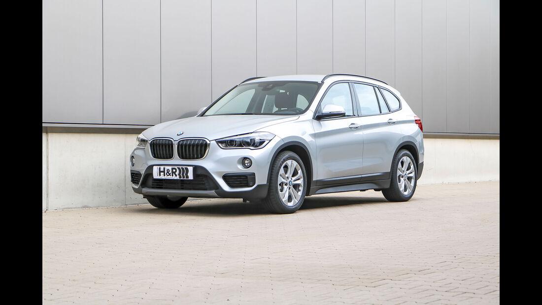 H&R BMW X1