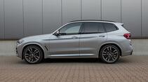 H&R BMW X3 M40d