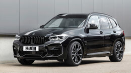 H&R BMW X3M