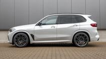 H&R BMW X5M