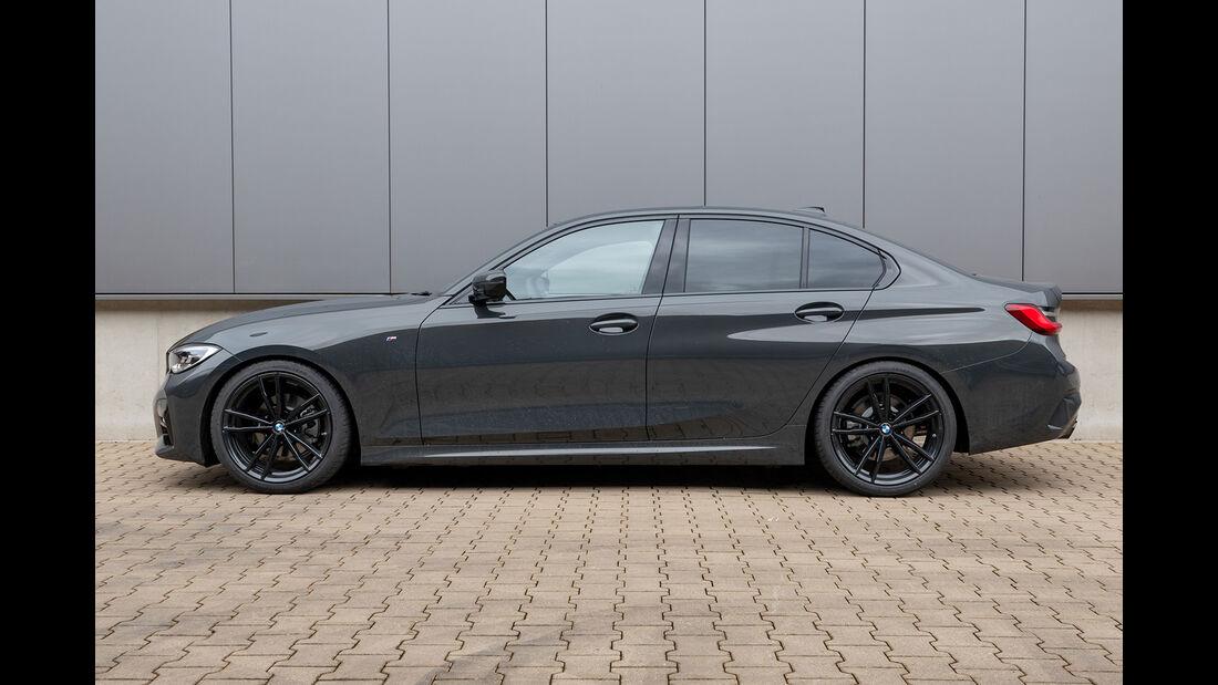 H&R Fahrwerkskomponenten für die BMW 3er Serie Typ G3L (G20)