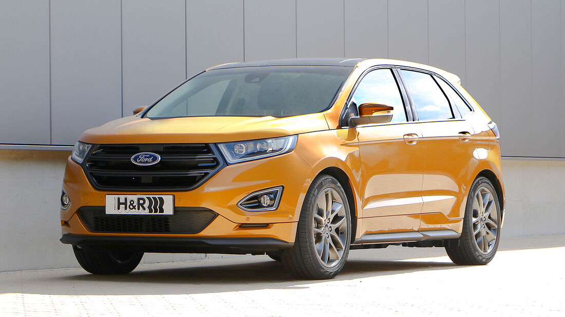 H&R Ford Edge
