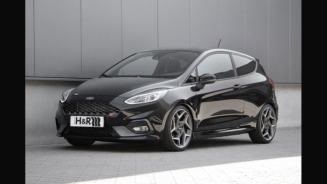 H&R Ford Fiesta ST