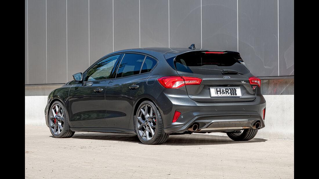 H&R Ford Focus ST