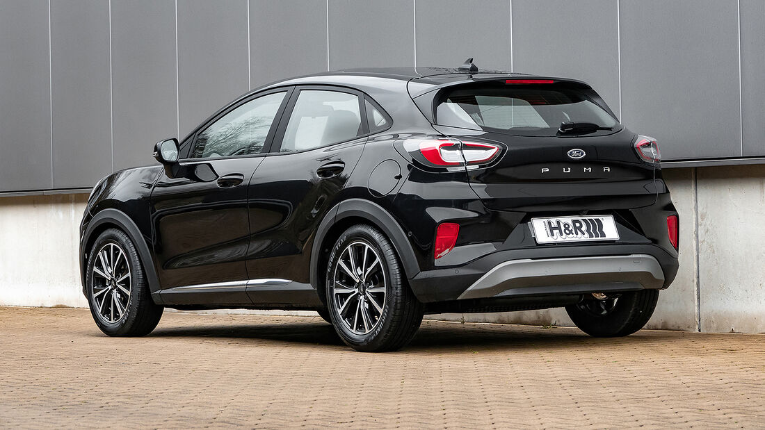 H&R Ford Puma