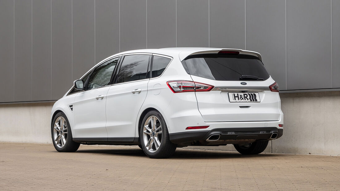 H&R Ford S-Max