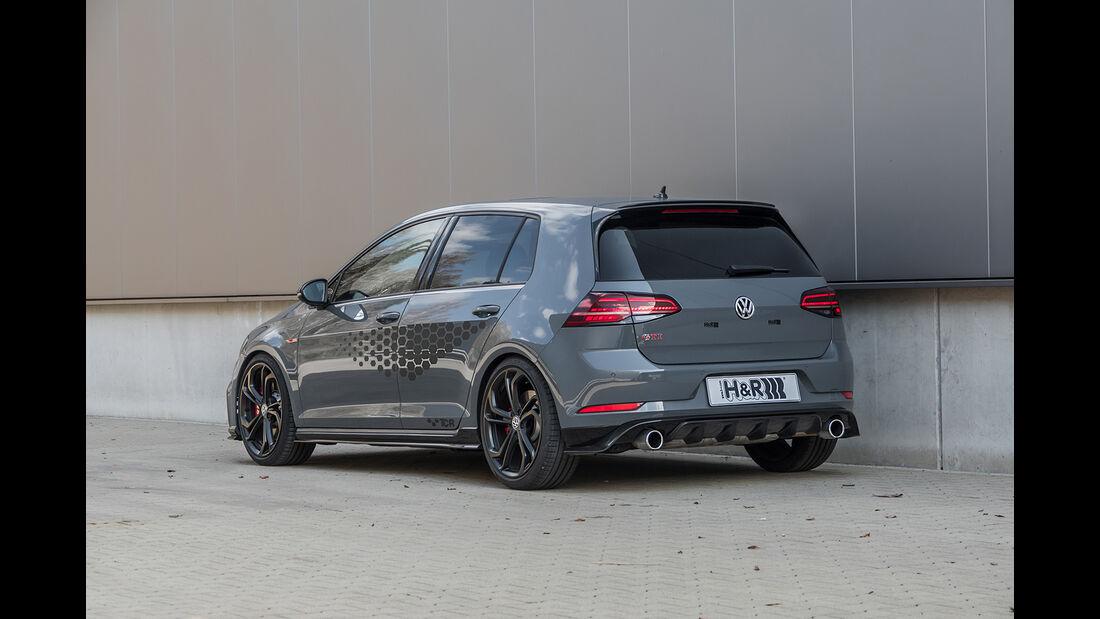 H&R, Golf GTI, Exterieur