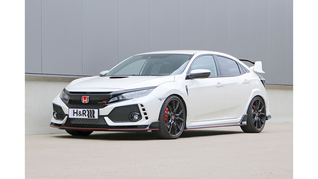H&R Honda Civic Type R
