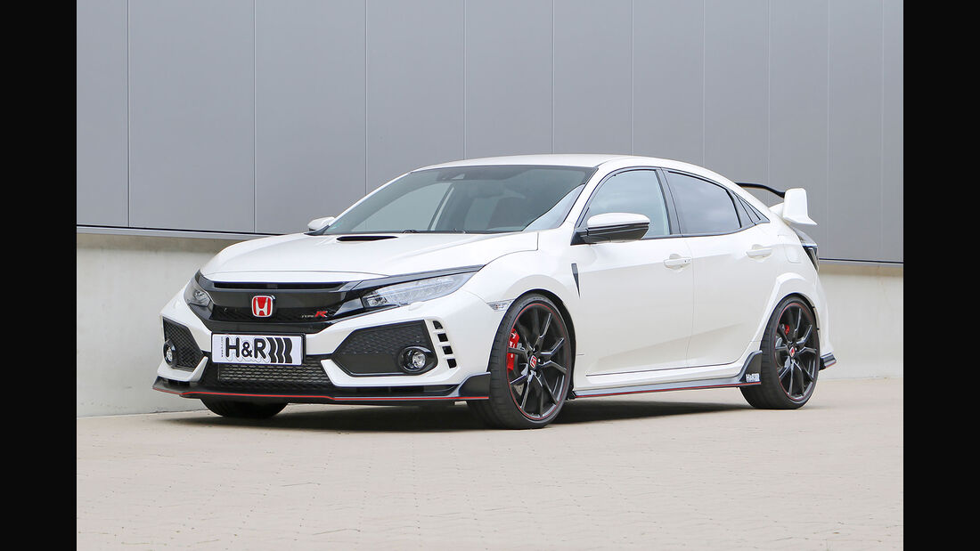 H&R Honda Civic Type R