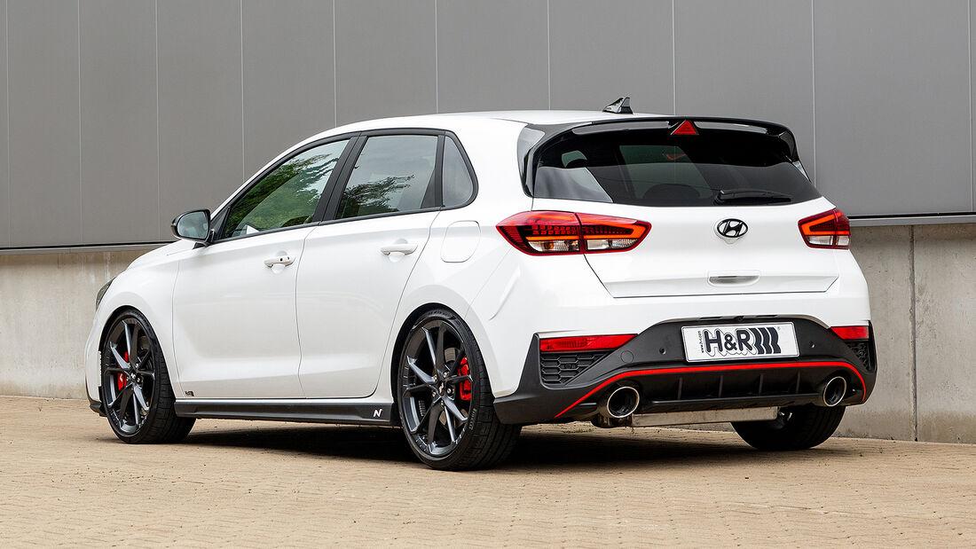 H&R Hyundai i30 N Facelift