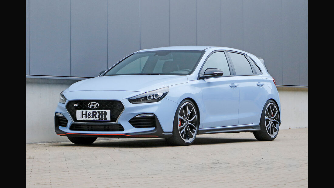 H&R Hyundai i30N
