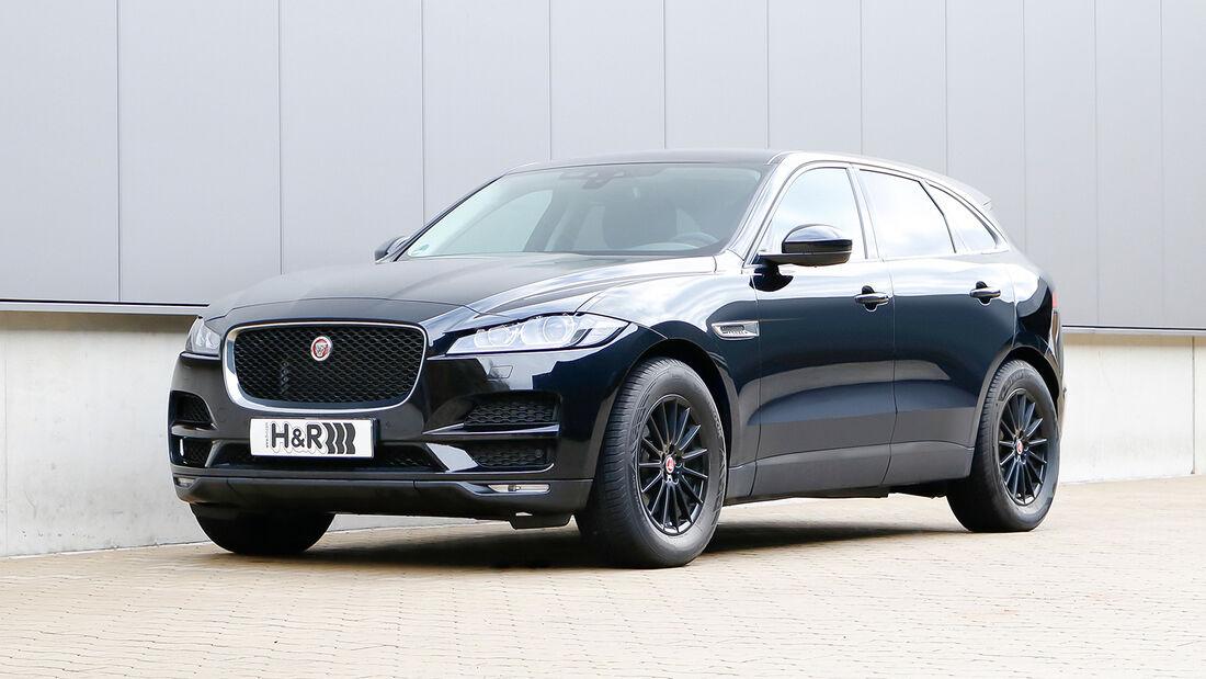 H&R Jaguar F-Pace AWD