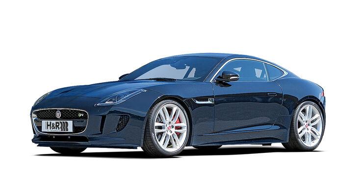 H & R Jaguar F-Type R