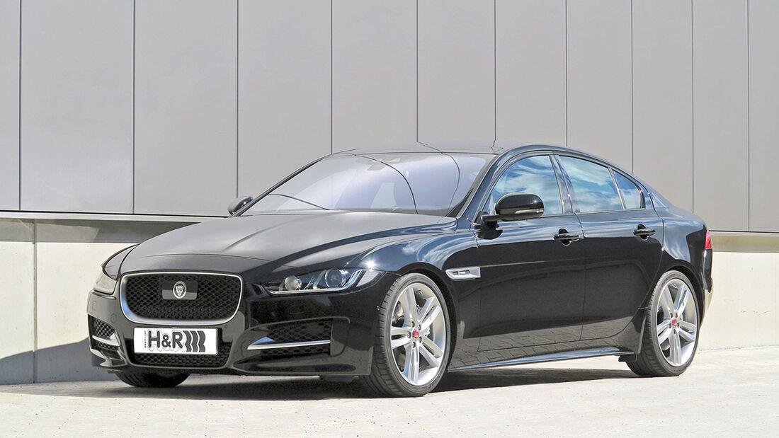 H&R Jaguar XE