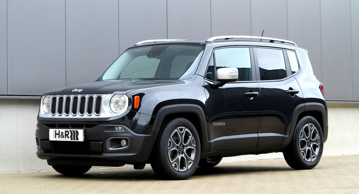 H&R Jeep Renegade