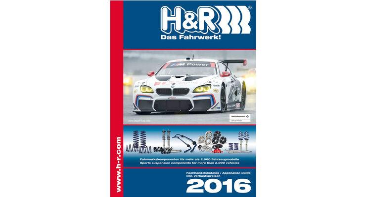 H&R: Katalog 2016