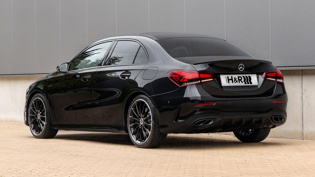 H&R Mercedes A 250 e