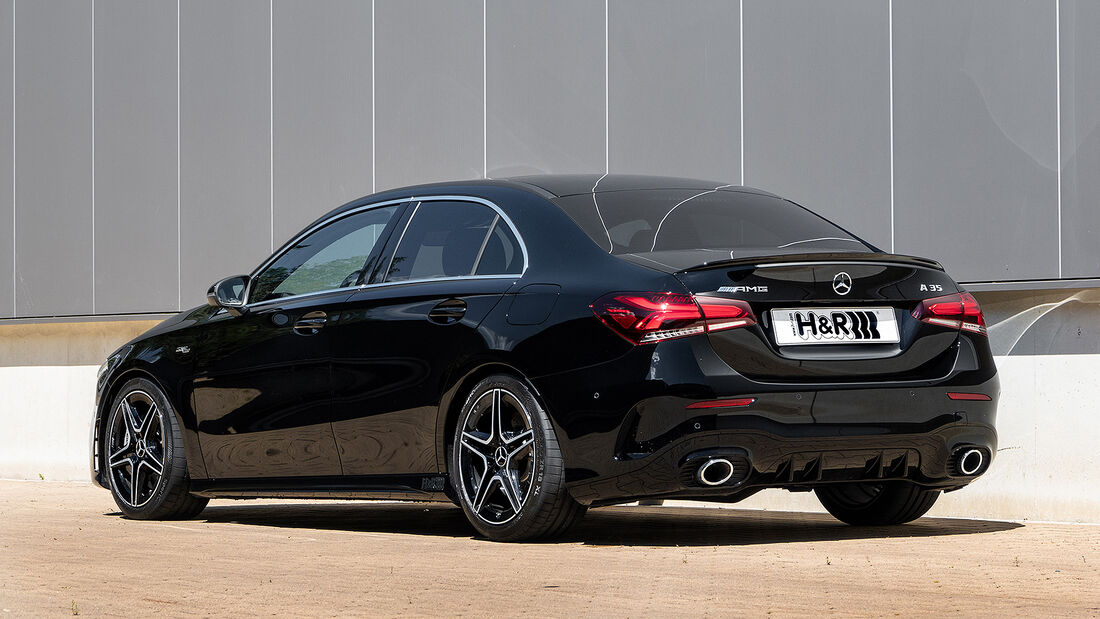 H&R Mercedes A 35 AMG Limousine