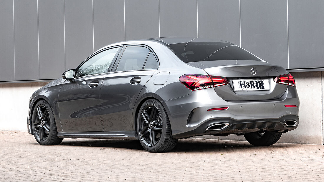 H&R Mercedes A-Klasse Limousine