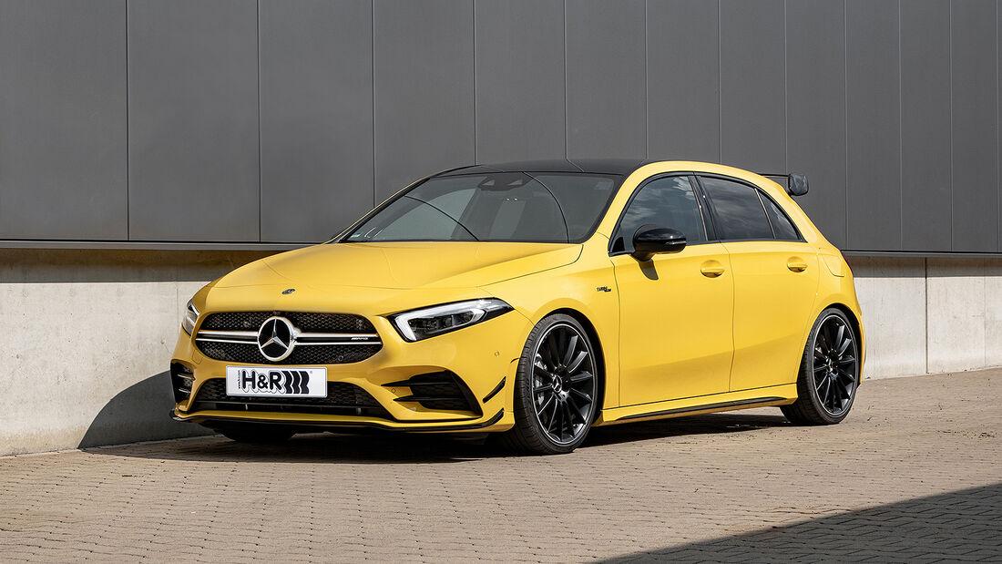 H&R Mercedes-AMG A35