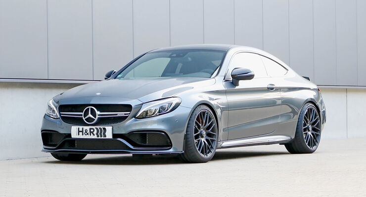 H&R Mercedes-AMG C 63 S Coupé MCT