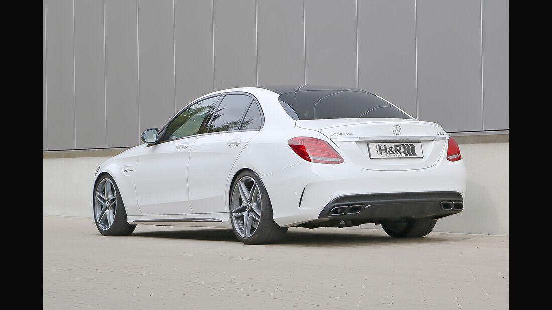 H&R Mercedes-AMG C63