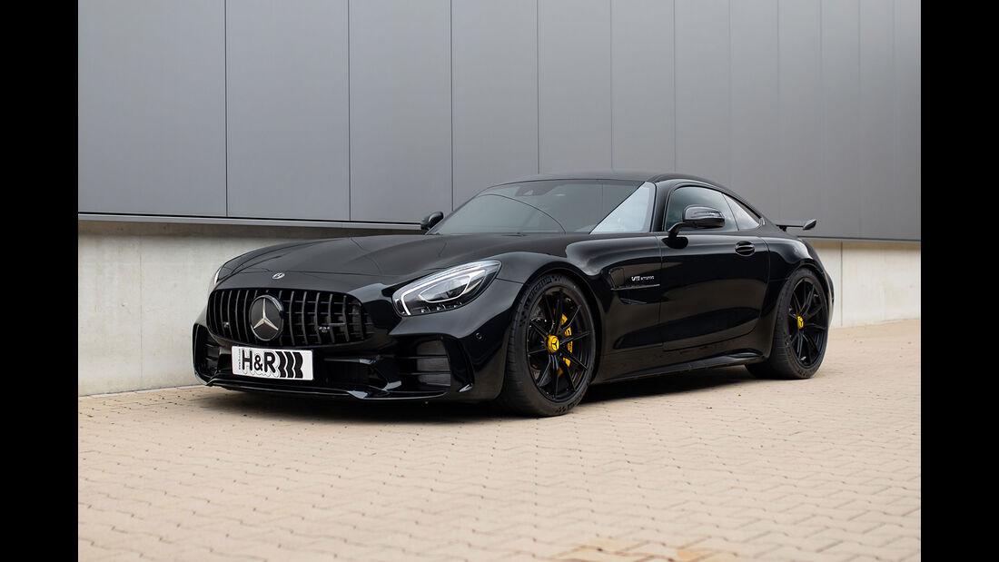 H&R Mercedes-AMG GT-R