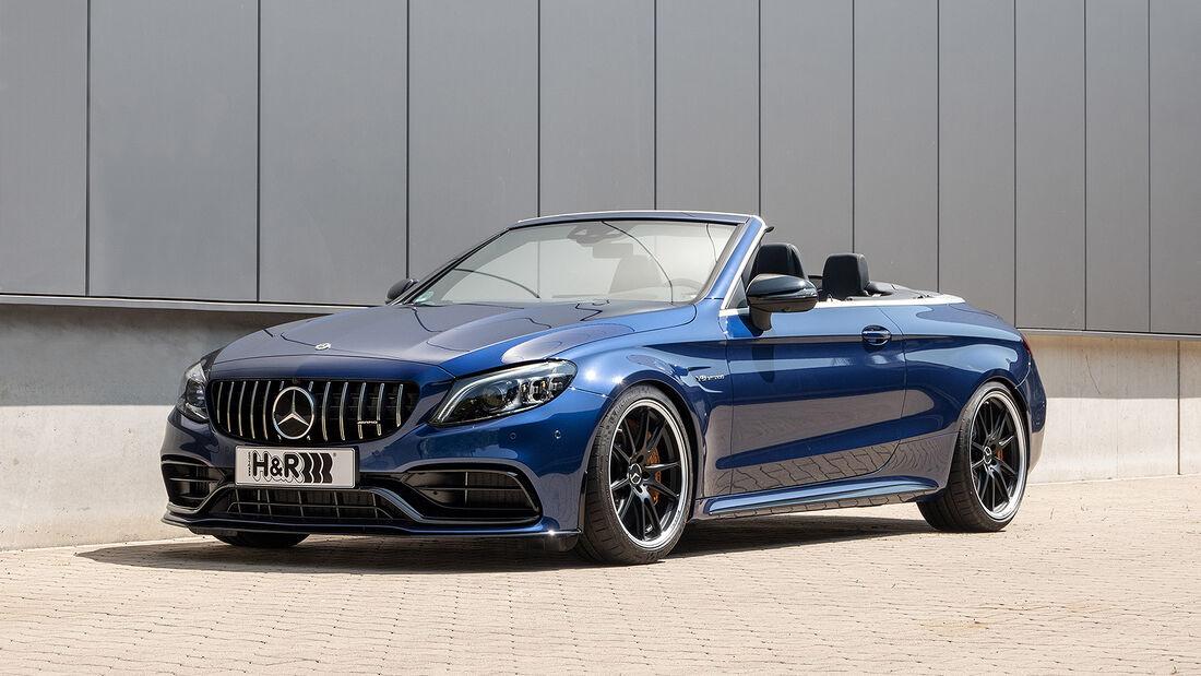H&R Mercedes C63 / C63S AMG