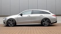 H&R Mercedes CLA Shooting Brake
