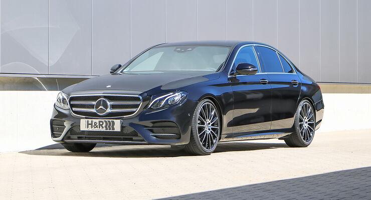 H&R Mercedes E 350 d