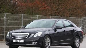 H&R Mercedes E-Klasse