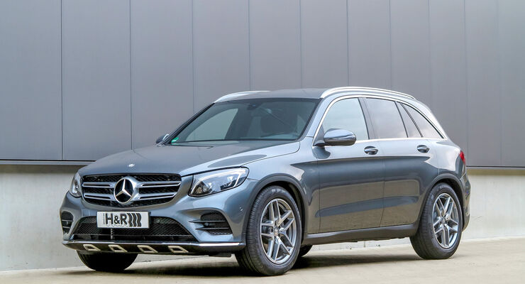 H&R Mercedes GLC